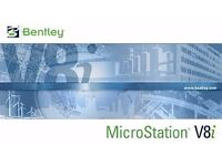 BENTLEY MICROSTATION STAAD STRUCTURES V8i
