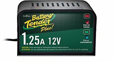 Battery Tender Plus 021-0128 1.25 Amp Battery Charger is a Smart Charger it w...