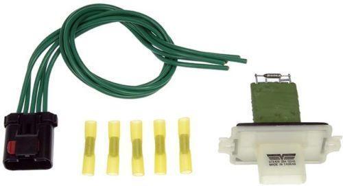 on Buick Regal Blower Motor Resistor