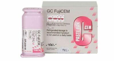 Dental Gc Fuji Cem Resin Modified Luting Cement Zirconia Pfm