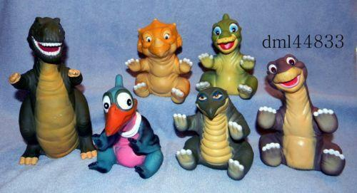 Land Before Time Toys : Land before time toys ebay