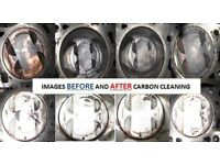 Carbon Cleaning South London / Surrey Boarders
