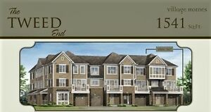 February 1st Brand New 3 Bedroom Townhouse - Kitchener South