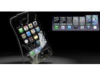 iPhone 5,5S,5SE Replacement LCD Digitiser Screen Repair