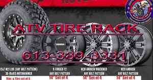 MSA Rims & Tires sold at ATV TIRE RACK Canada Kingston Kingston Area image 1