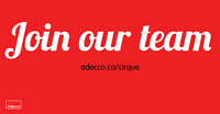 Adecco Job Fair Event for Exciting Roles with Cirque Du Soleil