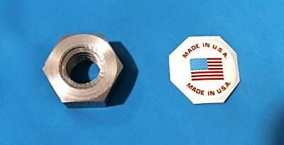 304050-nut 58-8 Acme Hex Nut Steel Each For Acme Right Hand Threaded Rod