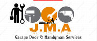 Garage door  & Handyman services in Mississauga