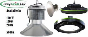 *LED HIGH BAY LIGHTS - Warehouse Lighting - WHOLESALE PRICE!