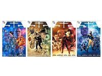 Graphic Novel Series: 52: Volumes 1 to 4 Paperback
