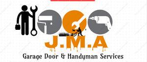Garage door  & Handyman services in Mississauga