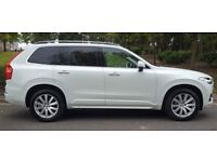 VOLVO XC90 2.0 D5 Momentum 5dr AWD Geartronic (white) 2015