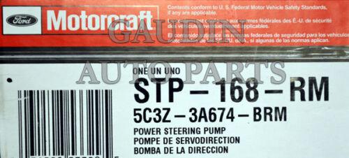 FORD OEM 05-07 F-250 Super Duty-Power Steering Pump 5C3Z3A674BRM