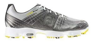 Footjoy HyperFlex 51036 Mens Golf Shoes Silver