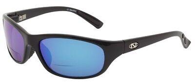 576aec581ca5 Onos Carabelle 104BG175 BLUE MIRROR Lens Polarized +1.75 Bifocal Sunglasses