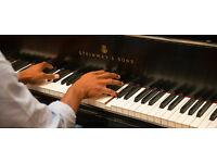 Piano Teacher & Accompanist, Aberdeen