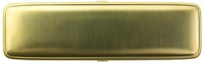 MIDORI Brass Pen Case Solid 41779006 From Japan