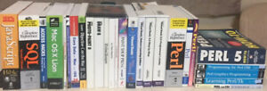 TECHNICAL COMPUTER MANUALS FOR SALE
