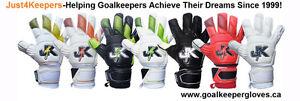 Goalkeeper Gloves & Aparel For Sale Kawartha Lakes Peterborough Area image 1