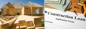 CONSTRUCTION AND RENOVATION LOANS!!!  ANY CREDIT