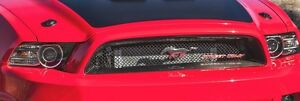 2013-14 Mustang Carbon Fiber Upper Grille *NEW* Strathcona County Edmonton Area image 1