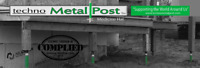 Helical Screw Pile - National Building Code COMPLIANT