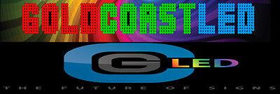 Gold Coast led signs