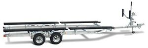 Galvanized boat and pontoon trailers! Best price guaranteed!