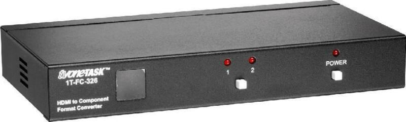 Tv One 1t-fc-326 Hdmi To Component Video Converter