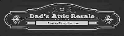 Dads Attic Vintage and Collectibles