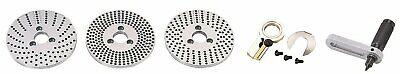 Vertex Dividing Plates For 8 Vertex Only Rotary Tables 3900-2392