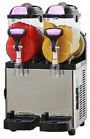 Slush Machine for sale - 2 x 5 litre compact - Ex Demo !