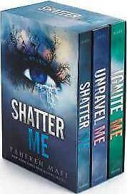 Shatter Me Series Box Set by Tahereh Mafi -Brand New