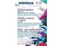 Wireless Festival Ticket (Saturday & Sunday)