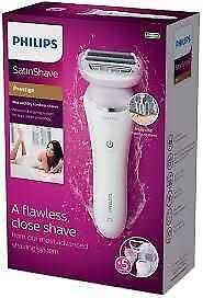 Philips Satin Shave Prestige wet and dry electric shaver brand new sealed.