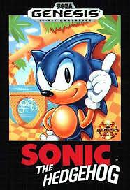 Sonic the Hedgehog 16 bit Game