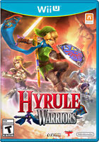 Hyrule Warriors for the Wii U