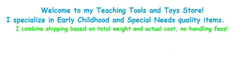 Teaching Tools & Toys by Teach560