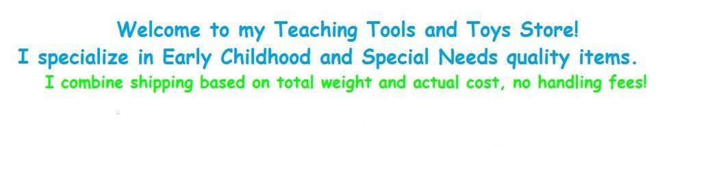 Teaching Tools & Toys by Teach560