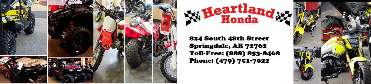 Heartland Honda Power Sports Parts