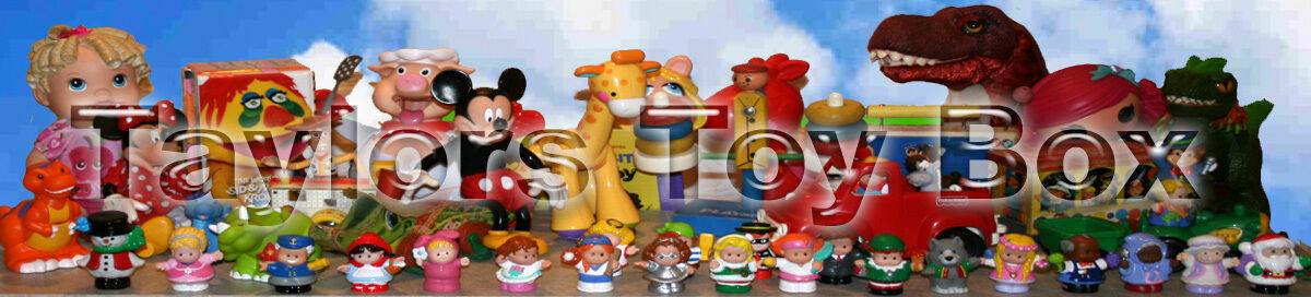 Taylors Toy Box