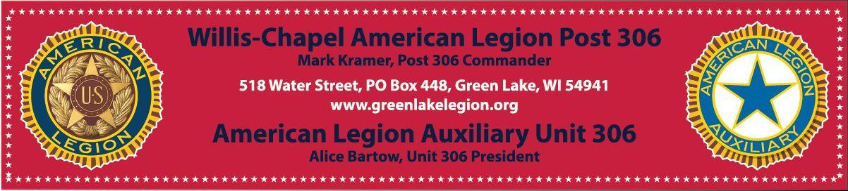 American Legion Post 306 Green Lake