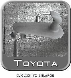 Where To Buy Weathertech >> Toyota Floor Mat Hooks | eBay