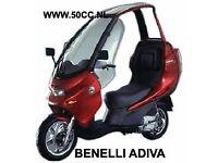 Benelli Adiva requiring TLC