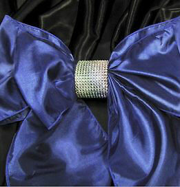 RENT Chair covers, Sashes, table Cloth, napkin rings, Kitchener / Waterloo Kitchener Area image 9