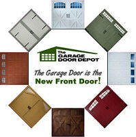 Own a Garage Door Depot Franchise in St Catharines