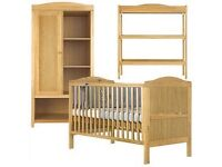 Shoreditch Nursery Furniture Set