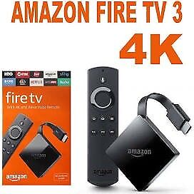 4k fire TV with 4K Ultra HD with remote