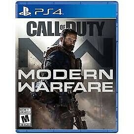 LOOKING FOR EARLY DISK COPY OF NEW CALL OF DUTY MODERN WARFARE