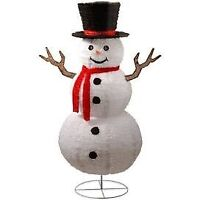 WOODEN SNOWMAN ARMS FOR SALE
